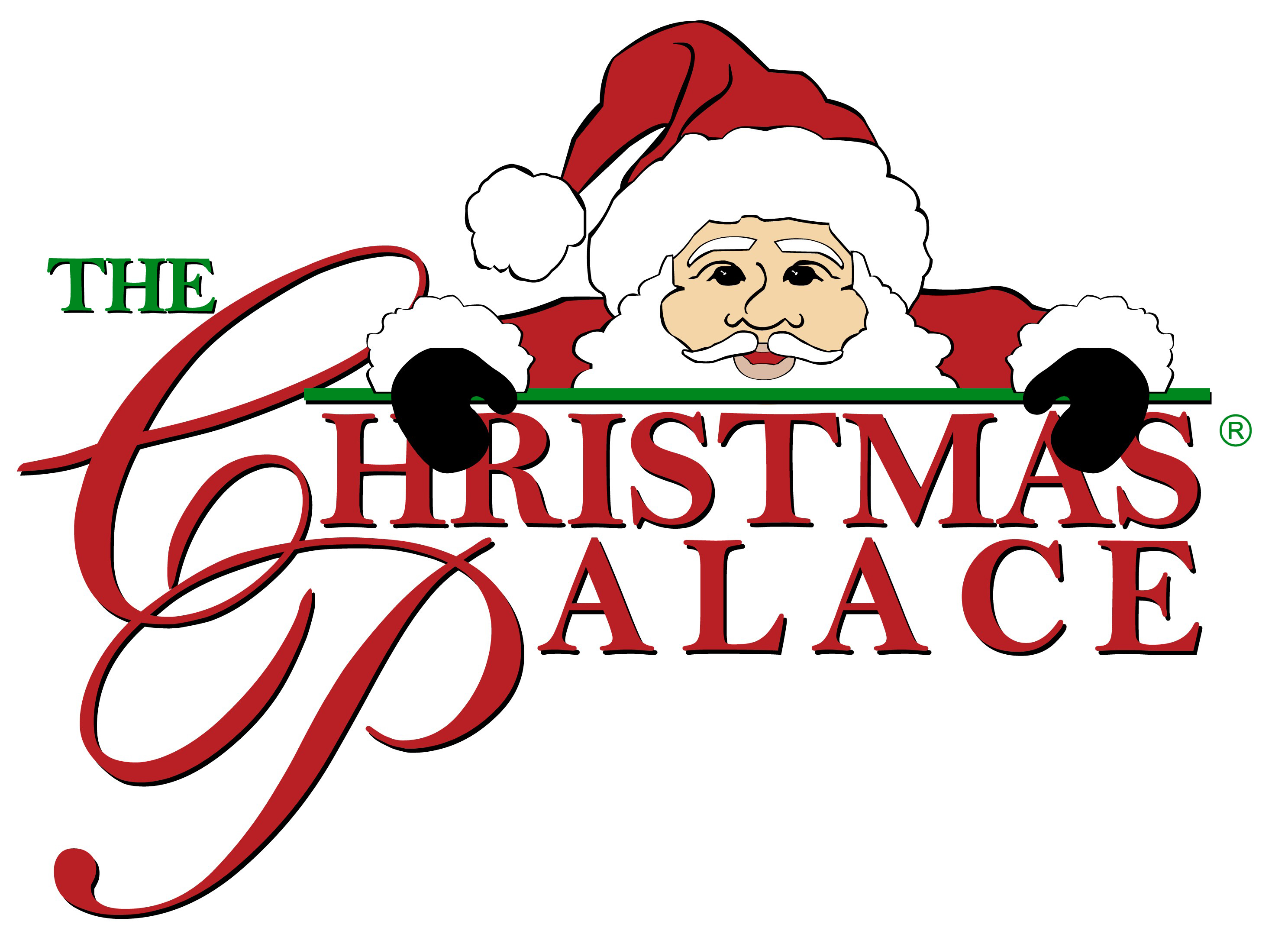 The Christmas Palace Logo