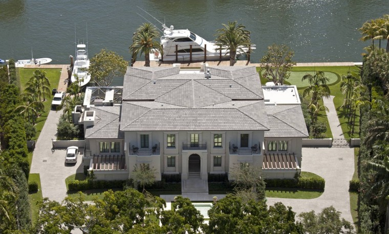 Tile-Roof-Miami-Oceanfront-Home-Coral-Gables-Boral-Slate-Tile-Dark-Charcoal-Blend-1