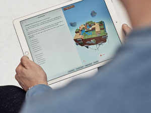 Apple's Everyone Can Code tools and curriculum for teachers help them bring coding to life for students.